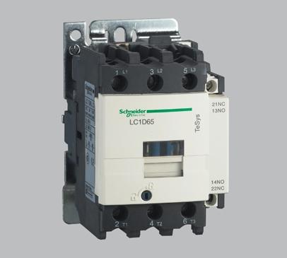 LC1系列接触器
