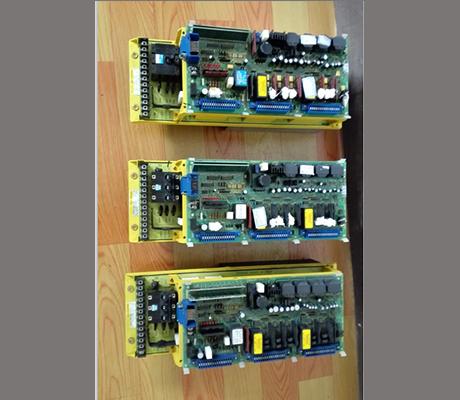 法兰克伺服驱动器维修A06B-6058-H230