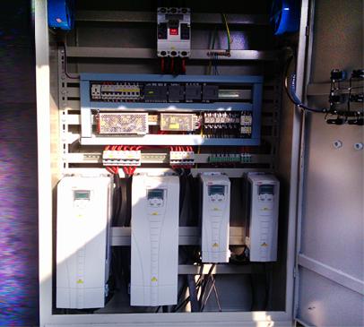 冷却塔循环水控制系统柜