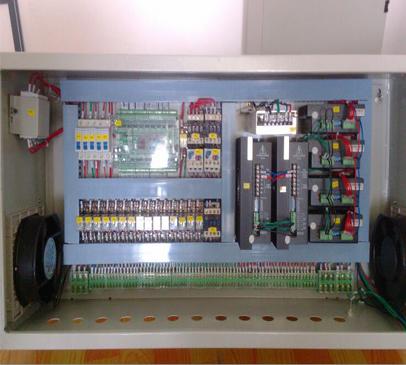 全自动花炮组盆机控制柜
