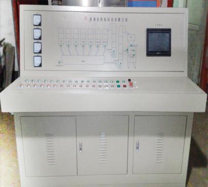 保温砂浆生产线电气控制系统