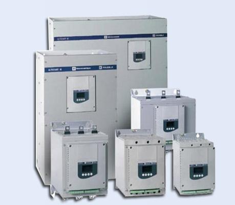 施耐德ATS48-250KW软启动维修